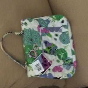 Vera Bradley Nicole Sateen bag